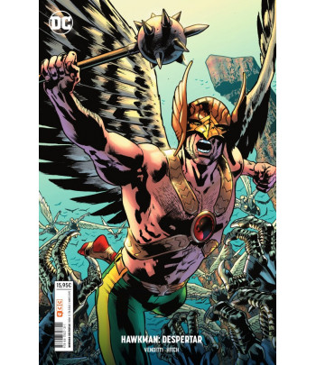 Hawkman Nº 01: Despertar