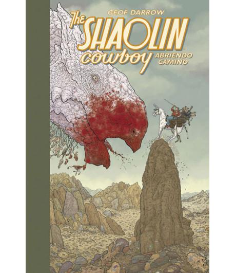 The Shaolin Cowboy Nº 01