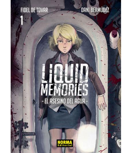 Liquid Memories Nº 1 (de 2)