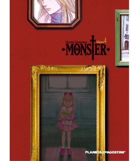 Monster (Kanzenban) Nº 4 (de 9)
