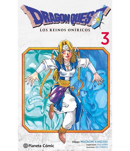Dragon Quest VI: Los Reinos Oníricos Nº 3 (de 10)