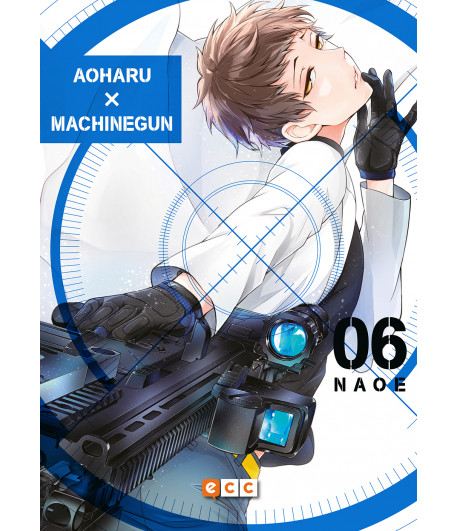 Aoharu x Machinegun Nº 06
