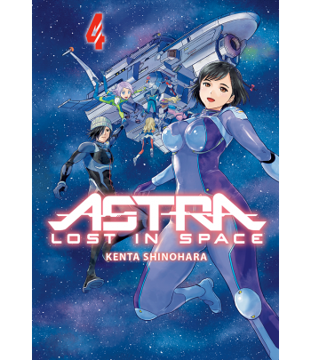 Astra: Lost in Space Nº 4...