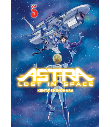 Astra: Lost in Space Nº 5...