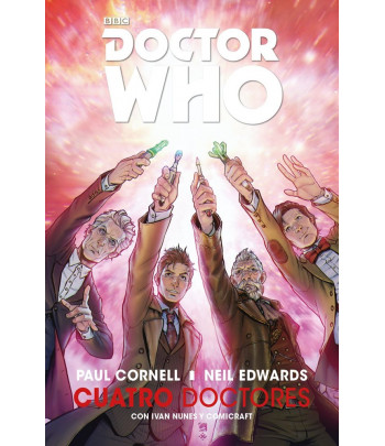 Doctor Who: Cuatro Doctores