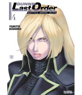 Gunnm - Last Order Nº 04...