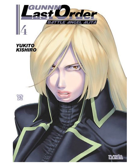 Gunnm - Last Order Nº 04 (de 12)