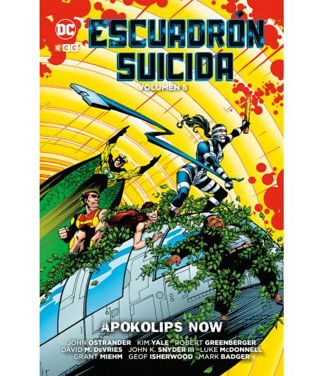 Escuadrón Suicida de John Ostrander Nº 05: Apokolips Now