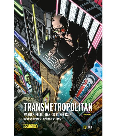 Transmetropolitan Nº 1 (de 5)