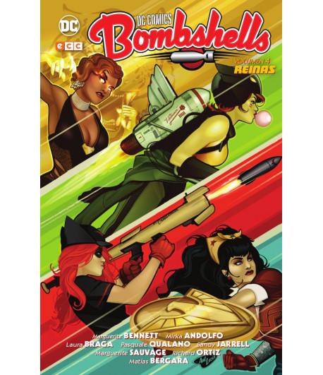 DC Comics Bombshells Nº 04: Reinas