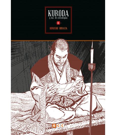 Kuroda y las 36 estrategias Nº 6 (de 8)