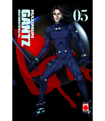 Maximum Gantz Nº 05 (de 18)
