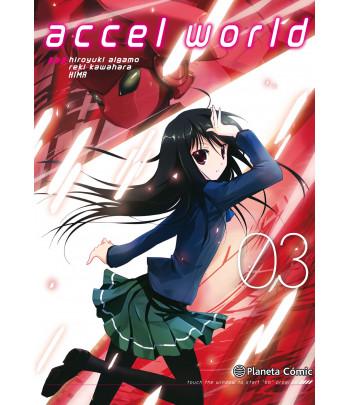 Accel World Nº 3 (de 8)