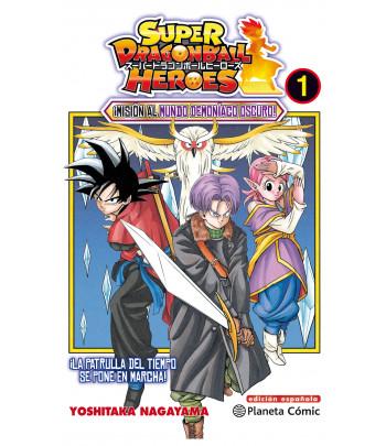 Super Dragon Ball Heroes Nº 01
