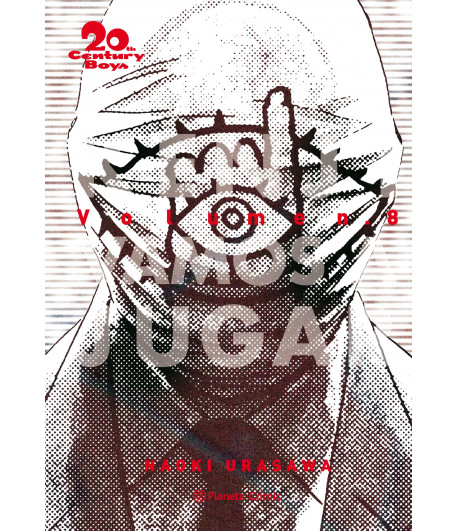 20th Century Boys Kanzenban Nº 08 (de 11)