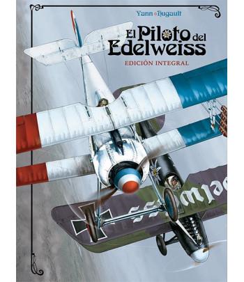 El piloto del Edelweiss...