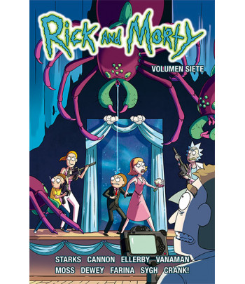 copy of Rick y Morty Nº 06