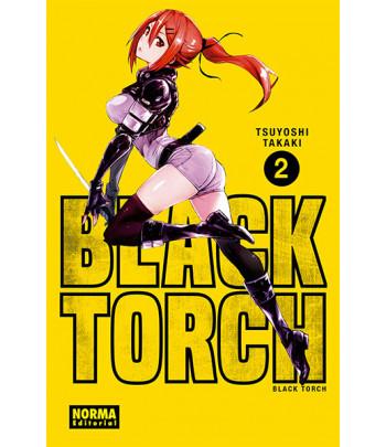 Black Torch Nº 2 (de 5)