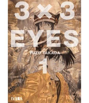 3x3 Eyes Nº 01 (de 24)
