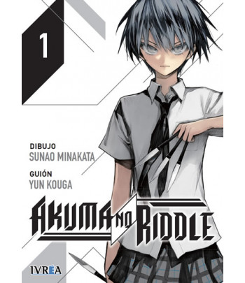 Akuma no Riddle Nº 1 (de 5)