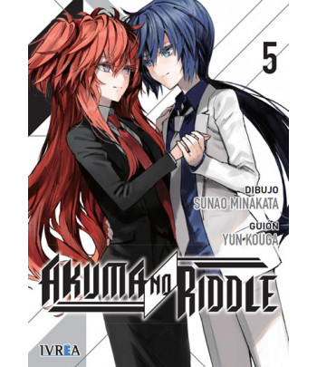 Akuma no Riddle Nº 5 (de 5)