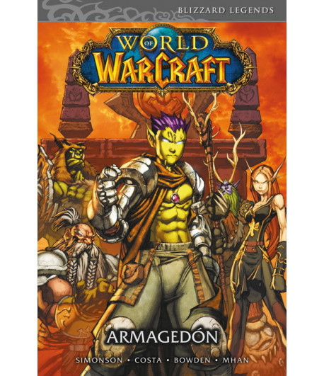 World of Warcraft Nº 04: Armagedón