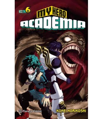 My Hero Academia Nº 06