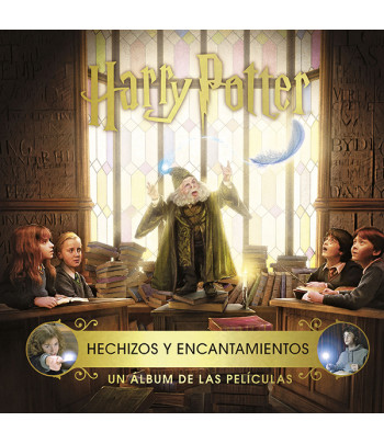 Harry Potter: Hechizos y...