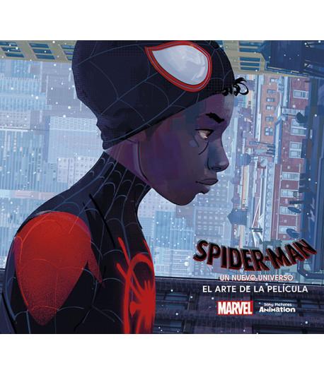 Spider-Man: Un nuevo universo (Arte de la Película)