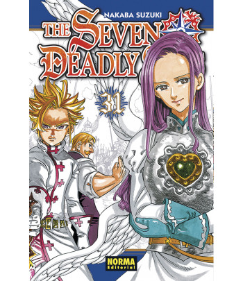 The Seven Deadly Sins Nº 31