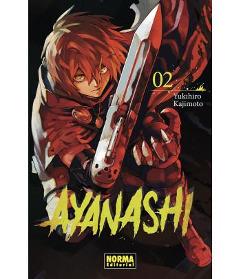 Ayanashi Nº 2 (de 4)