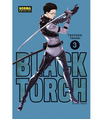Black Torch Nº 3 (de 5)