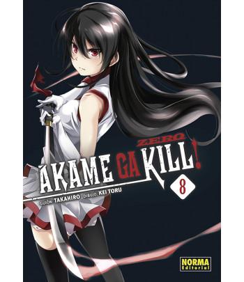 Akame ga Kill! Zero Nº 08...