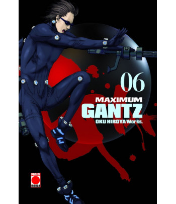Maximum Gantz Nº 06 (de 18)