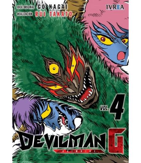 Devilman G Nº 4 (de 5)