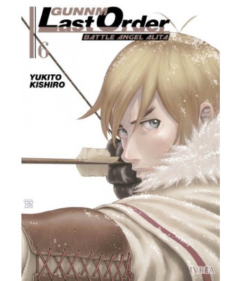 Gunnm - Last Order Nº 06...