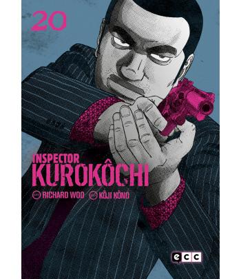 Inspector Kurokôchi Nº 20