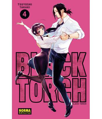 Black Torch Nº 4 (de 5)