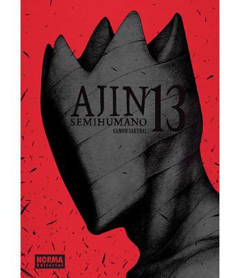 Ajin (Semihumano) Nº 13