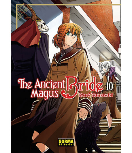 The Ancient Magus Bride Nº 10