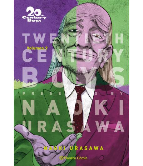 20th Century Boys Kanzenban Nº 09 (de 11)