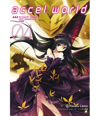 Accel World Nº 4 (de 8)