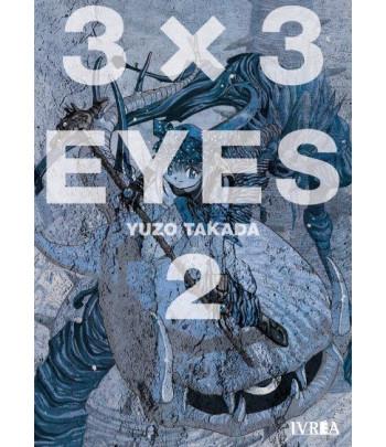 3x3 Eyes Nº 02 (de 24)