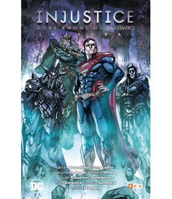 Injustice: Año cuatro...