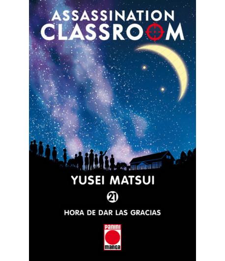 Assassination Classroom Nº 21 (de 21)