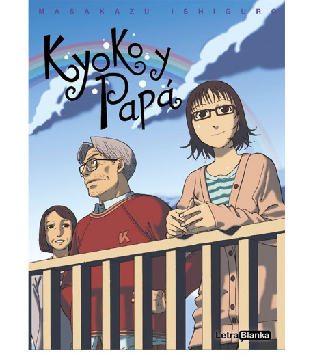 Kyoko y papá