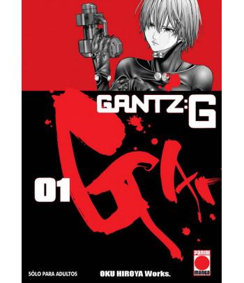 Gantz:G Nº 1 (de 3)