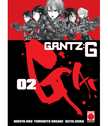 Gantz:G Nº 2 (de 3)