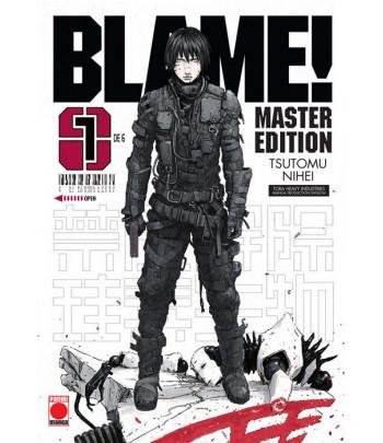 BLAME! Master Edition Nº 1...