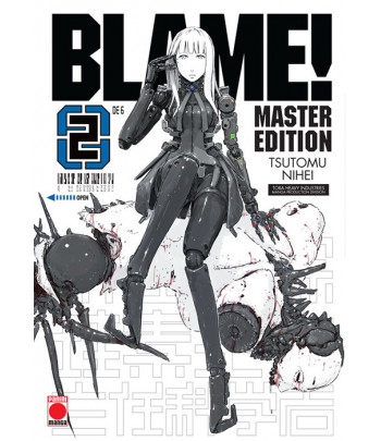 BLAME! Master Edition Nº 2...